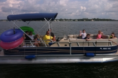 fort walton beach pontoons