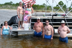 fort walton beach pontoon rentals