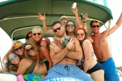 pontoon for rent fort walton beach