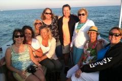 center console boat rentals