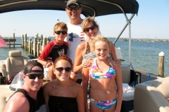 rental pontoon boats