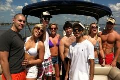 fwb pontoon boat rentals