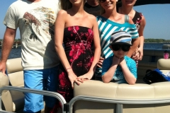 center console boat rentals and pontoon boat rentals