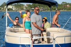Pontoon reservations fort walton beach