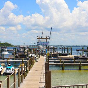 Okaloosa island boat rentals