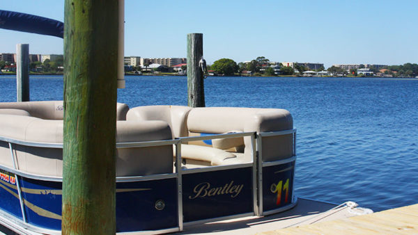 Fort walton beach rent a pontoon